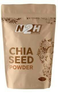 N2H Chia Seed Powder 100g