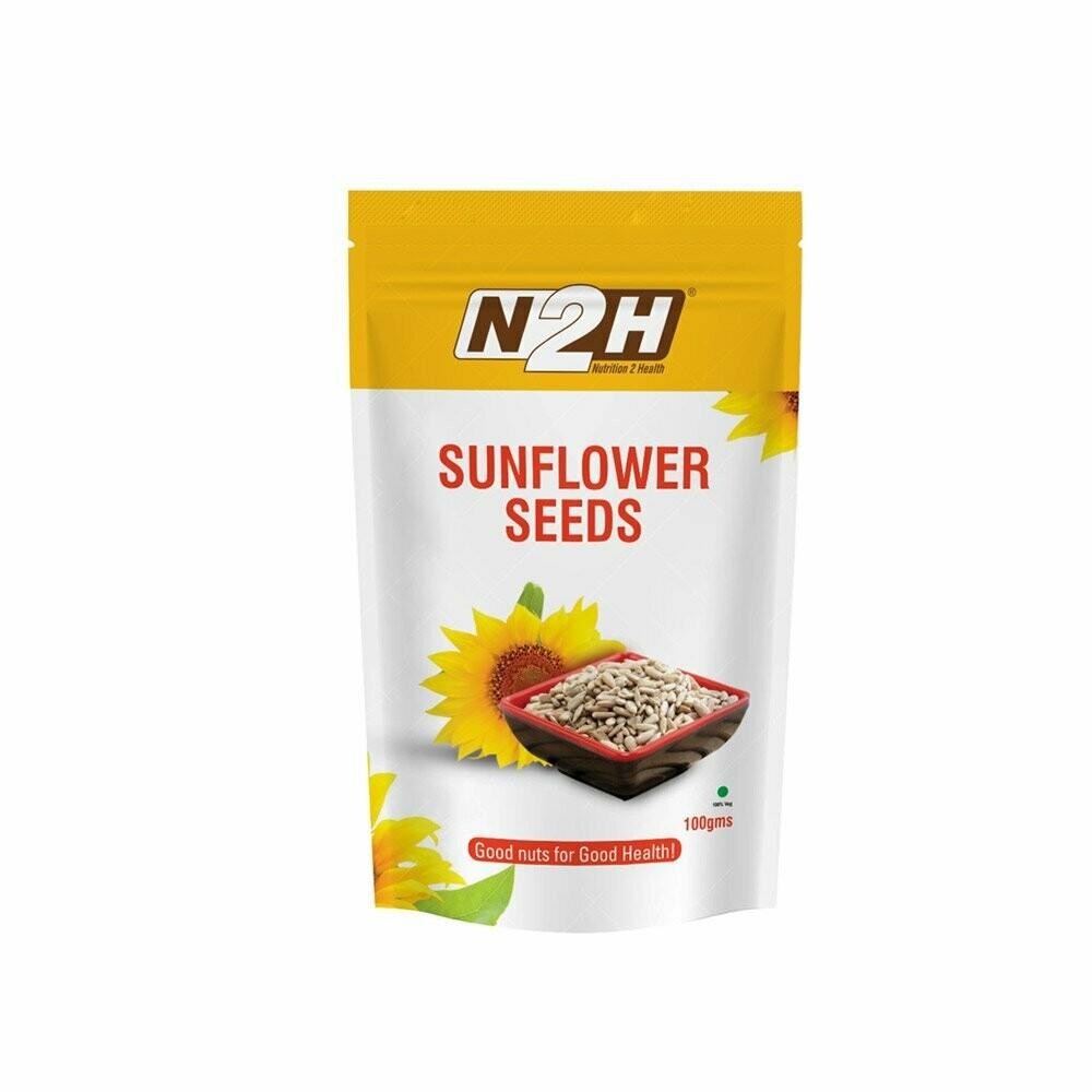 N2H Sunflower Seeds 100g
