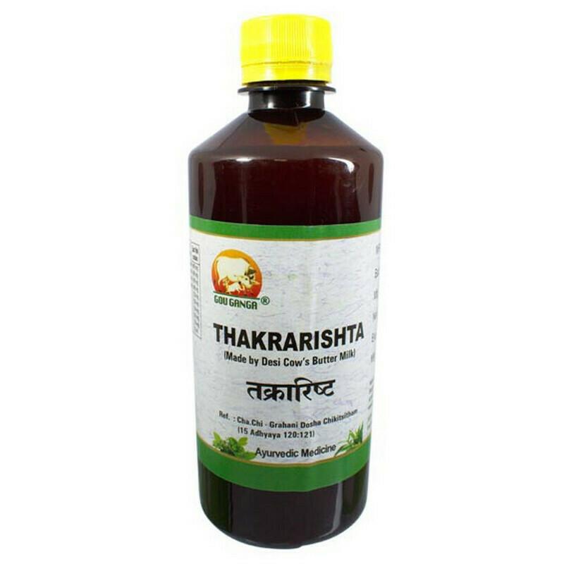 Gou Ganga Thakrarishta 200ml