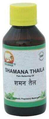 Gou Ganga Shamana Thaila - Ayurvedic Pain Releiving Oil 100ml