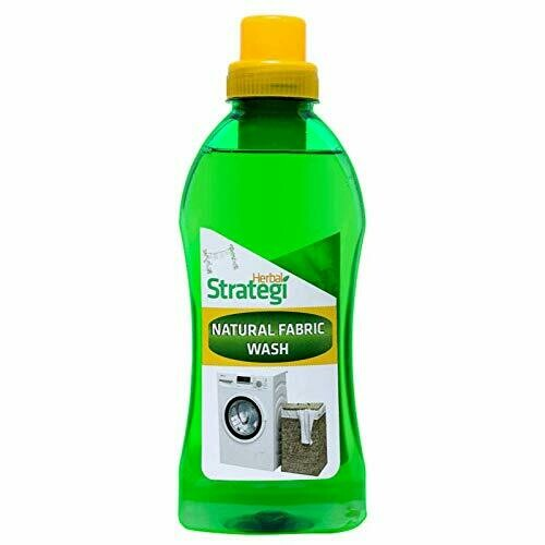 Strategi Herbal Strategi Natural Fabric Wash 500ml