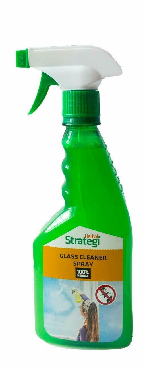 Strategi Herbal Glass Cleaner Spray 500ml