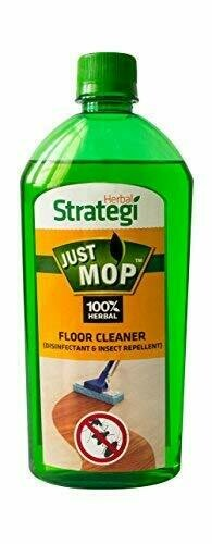 Strategi Disinfectant and Insect Repellent Herbal Floor Cleaner (Green)