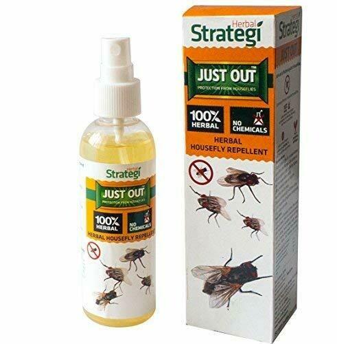 Strategi Herbal Fly Repellent Spray 100ml