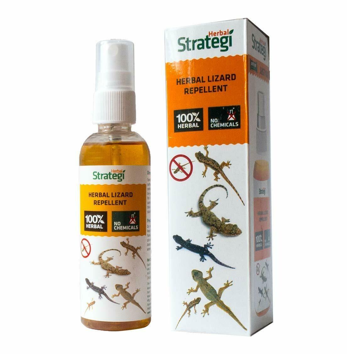 Strategi Herbal Lizard Repellent 100ml