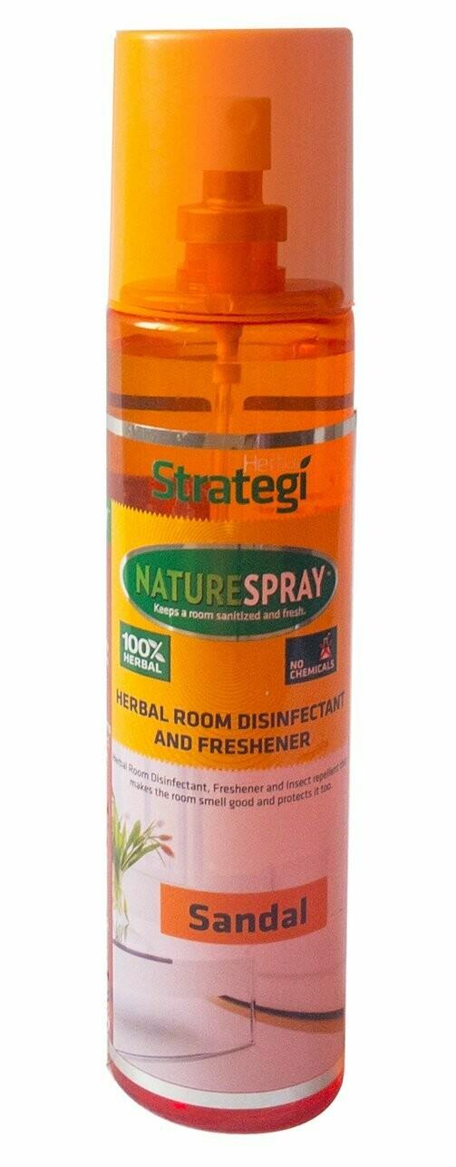 Strategi Herbal Sandalwood Room Freshener 250ml