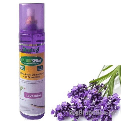 Strategi Heral Lavender Herbal Room Freshener 250ml