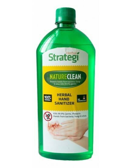 Strategi Herbal Hand Sanitizer 500ml