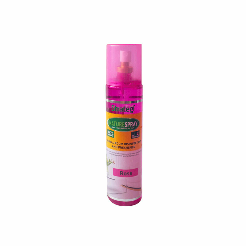 Strategi Herbal Rose Room Freshener 250ml