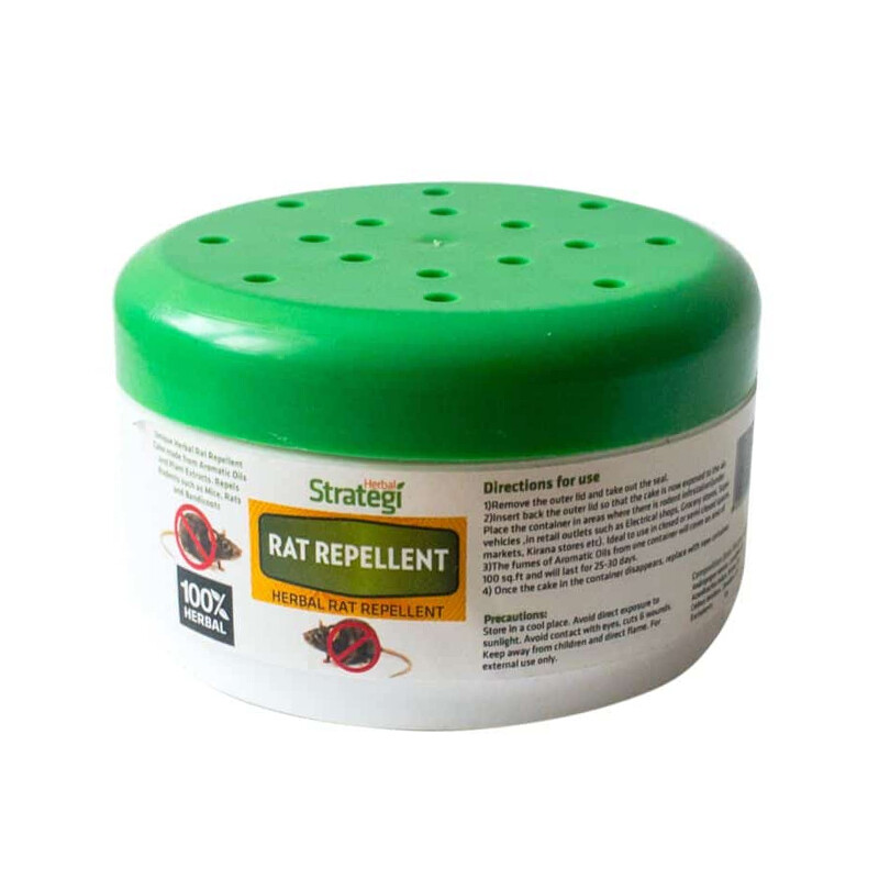 Strategi Herbal Rat Repellent 50g