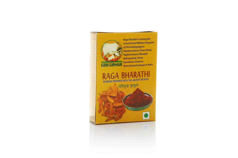 Gou Ganga Raga Bharathi Kumkum 100g