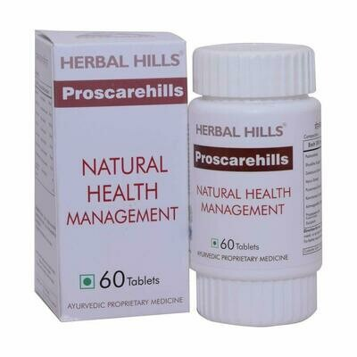 Herbal Hills Proscarehills Natural Health Management 60Tablets