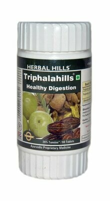 Herbal Hills Triphalahills  60Tablets
