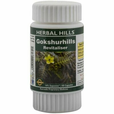 Herbal Hills Gokshurhills 60Capsules