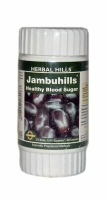 Herbal Hills Jambuhills 60Capsules