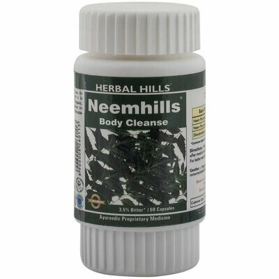 Herbal Hills Neemhills 60Capsules