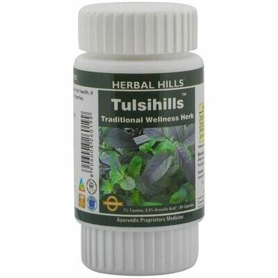 Herbal Hills Tulsihills 60Capsules