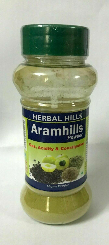Herbal Hills Aramhills Powder 40g
