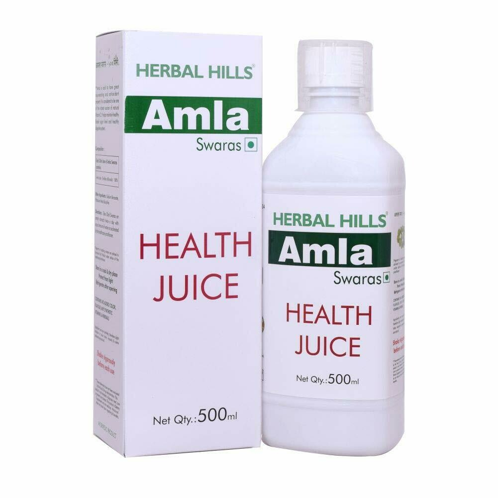 Herbal Hills Amla Juice 500ml