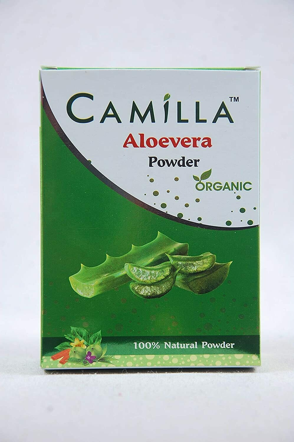 Camilla Aloevera Powder 100gm