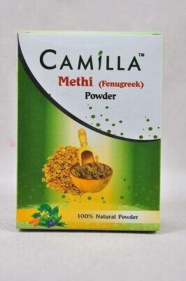 Camilla Methi (Fenugreek) Powder 100g