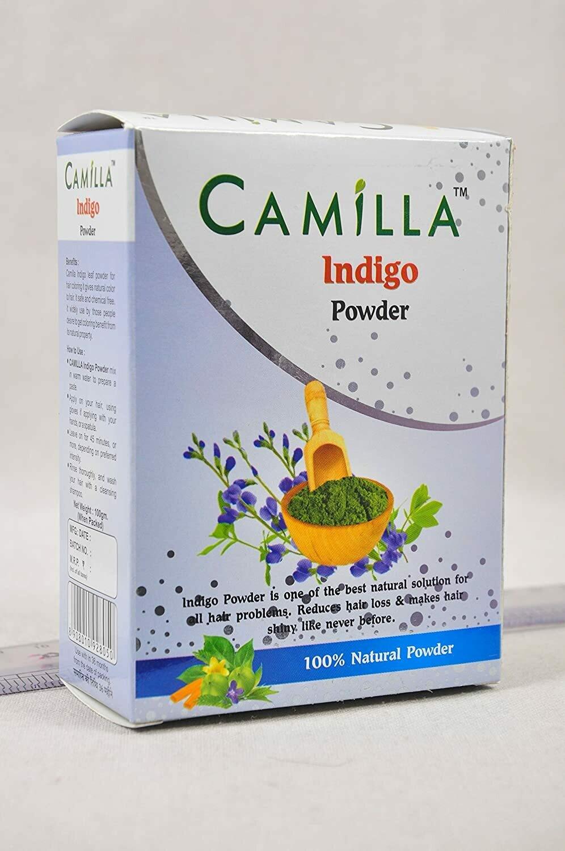 Camilla Indigo Powder 100g
