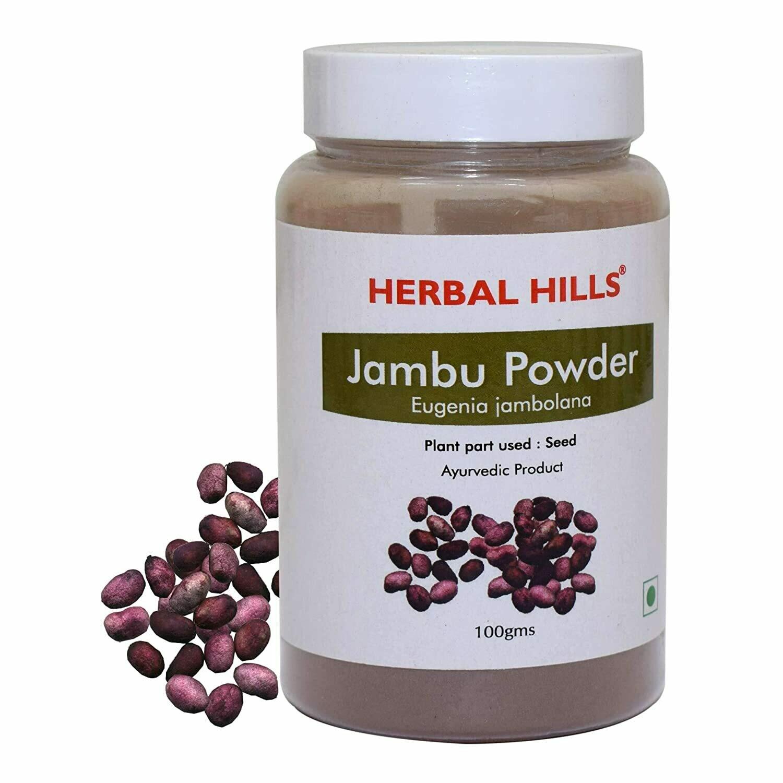 Herbal Hills Jambu Beej powder 100g