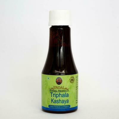 Jindal Herbals Triphala Kashaya 100ml