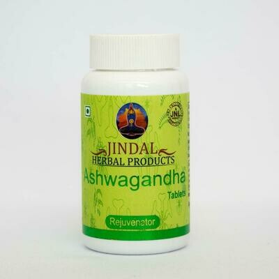 Jindal Herbals Ashwagandha 60Tablets
