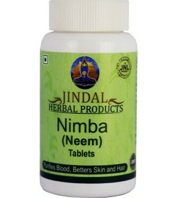 Jindal Herbal Neem (Nimba) 60Tablets