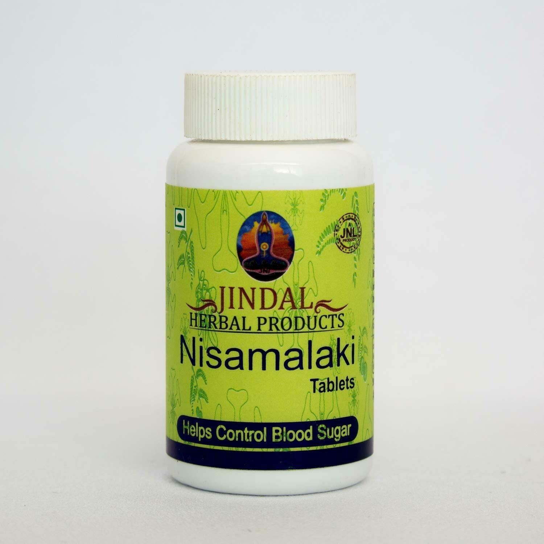 Jindal Herbals Nisamalaki 60Tablets