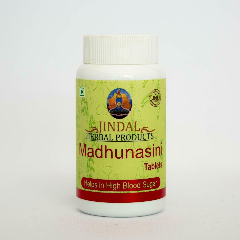 Jindal Herbals Madhunasini 60Tablets