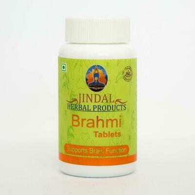 Jindal Herbals Brahmi 60Tablets