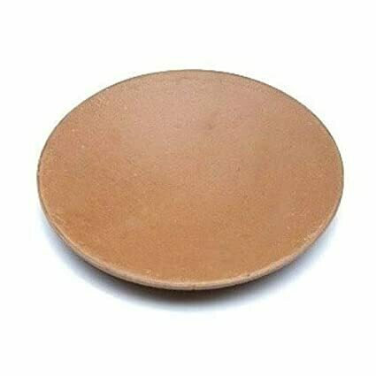 Red Mud / Clay Roti Tawa without Handle