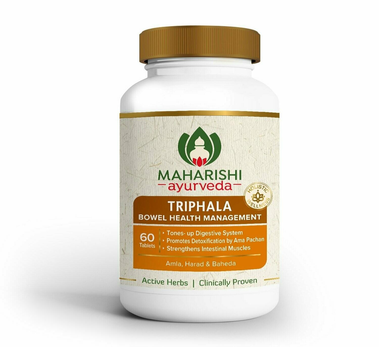 Maharishi Triphala 60Tablet