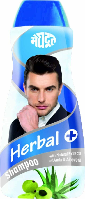 Meghdoot Ayurvedic Herbal Plus Shampoo 200ml