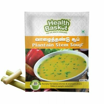 Health Basket Valaithandu Soup Powder 50g