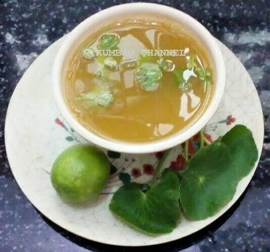 Vriktsha Herbs Vallarai Keerai Soup Powder 50g