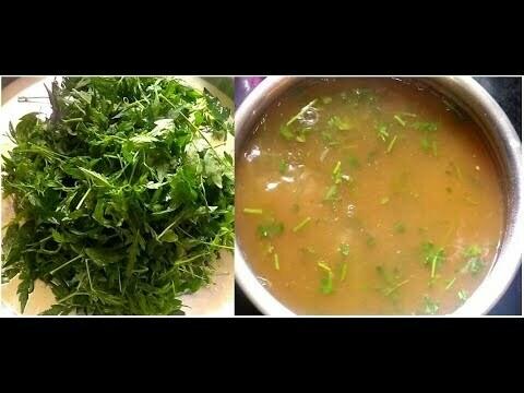 Vriktsha Herbs Mudakathan Keerai Soup Powder 50g