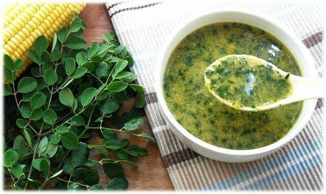 Vriktsha Herbs Moringa Soup Powder 50g