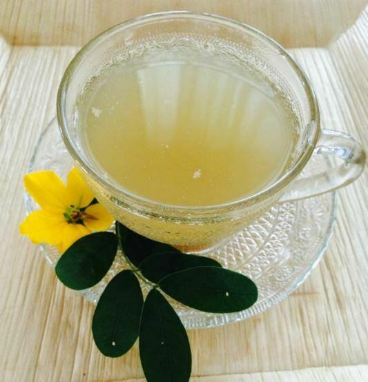 Vriktsha Herbs Avaram Poo Soup Powder 50g