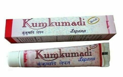 Imis Kumkumadi Lepana Cream 15g