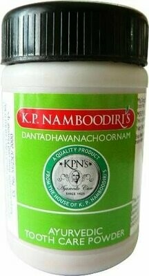 K.P. Namboodiri's Tooth Powder-Strong 40g