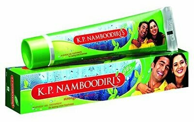 K.P. Namboodiri's Herbal Gel Toothpaste 40g