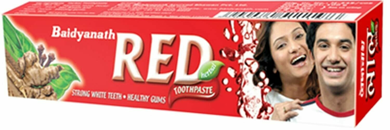 Baidyanath Red Toothpaste 100g