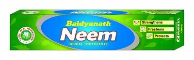 Baidyanath Neem Toothpaste 100g