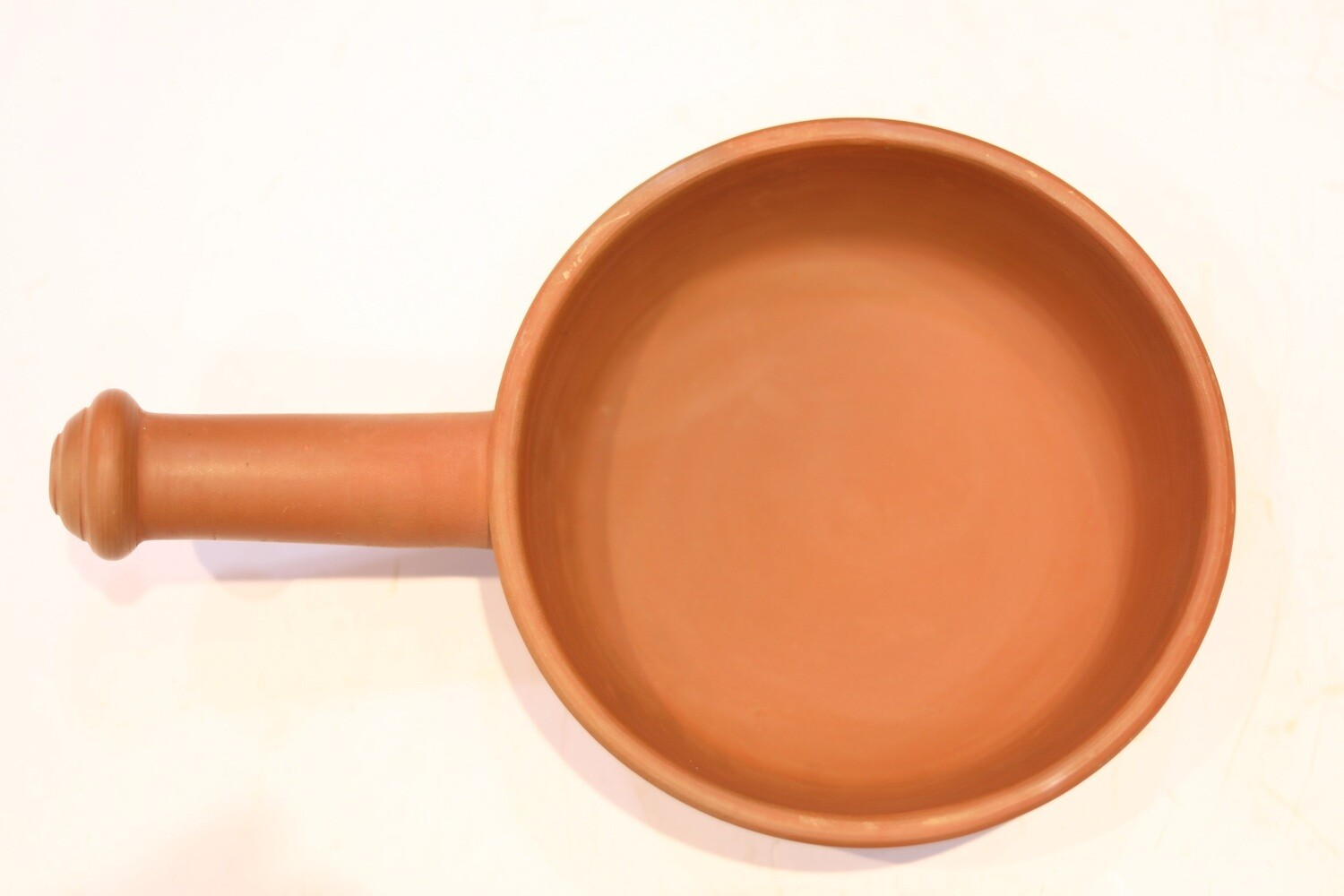 Mitti Cool Frying Pan With Handle