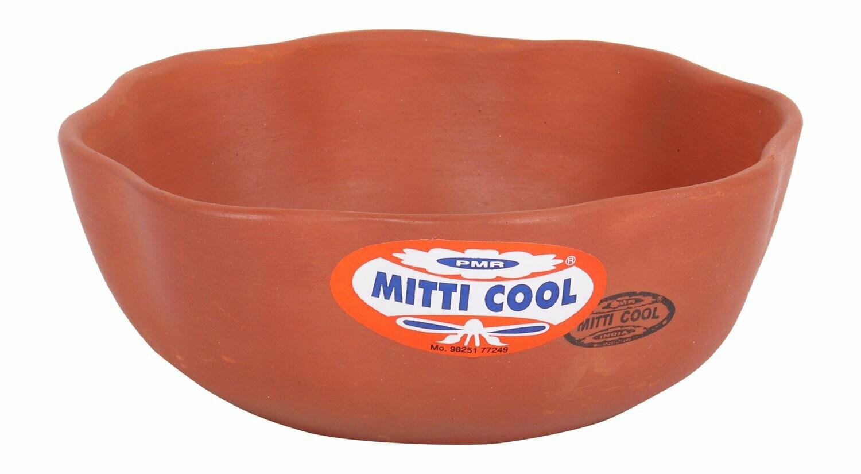 Mitticool Clay Flower Bowl 500 ml
