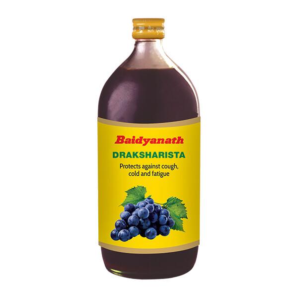 Baidhyanath Ayurvedic Draksharishta 450ml