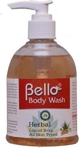 Bello Body Wash For Glow & Fresh Body